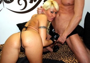 SabrinaRose+Tommy - sexcam paar