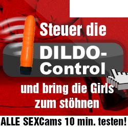 dildo control webcamsex